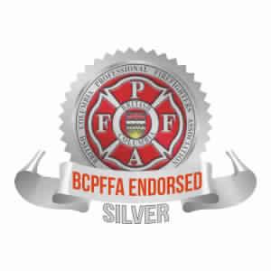 British Columbia Professional Firefighters Association Logo