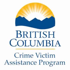 British Columbia Crime Victims Assistance Program Logo