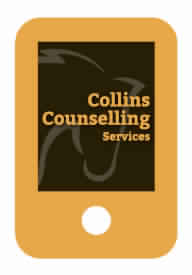 Collins Counselling Services Contact Logo